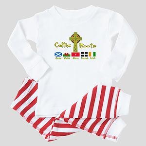 My Celtic Heritage. Baby Pajamas