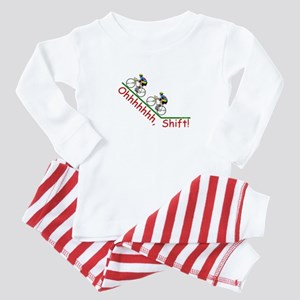 Ohhh Shift COLOR Baby Pajamas