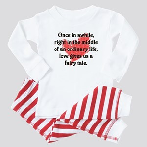 Baby gifts, Fairy Tale Love Baby Pajamas