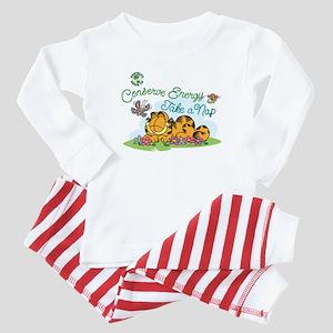Conserve Energy Baby Pajamas