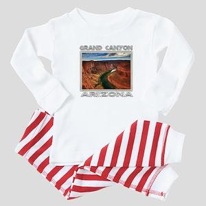 Grand Canyon, Arizona Baby Pajamas