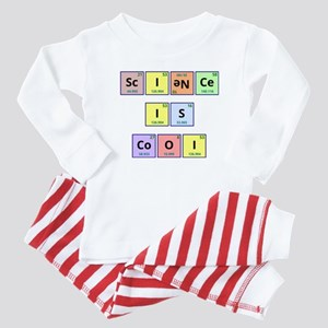 Science is Cool Baby Pajamas