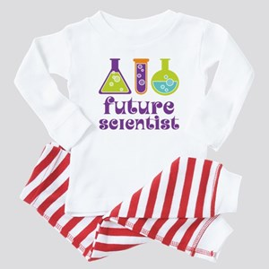 Future Scientist Science Baby Pajamas