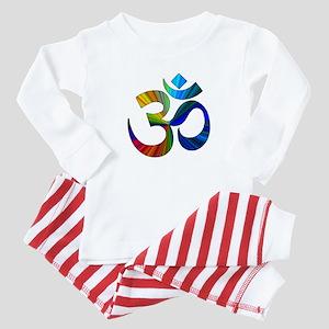 Om 2 Baby Pajamas