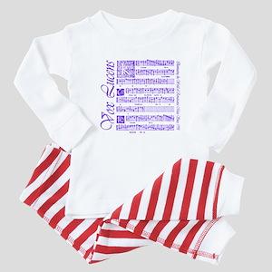Vox Lucens #4 Baby Pajamas