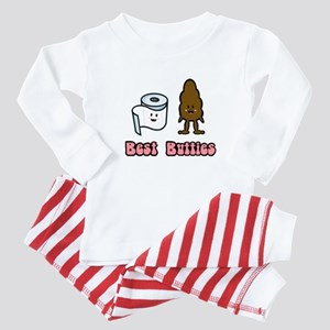 Best Butties Baby Pajamas