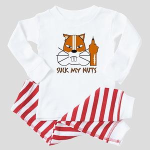 BEERNUT Baby Pajamas