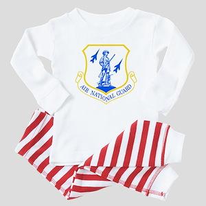 Air National Guard Baby Pajamas