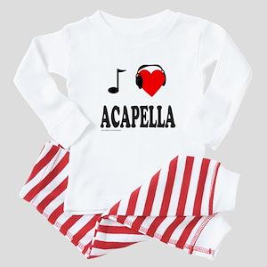 ACAPPELLA Baby Pajamas
