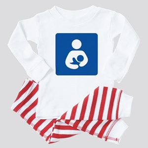 Breastfeeding Friendly Baby Pajamas