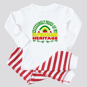 African American Baby Pajamas