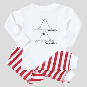 Normal-ParaNormal Baby Pajamas