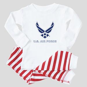 U.S. Air Force Baby Pajamas