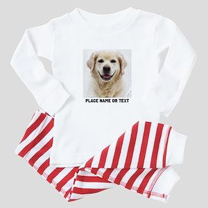 Dog Photo Customized Baby Pajamas