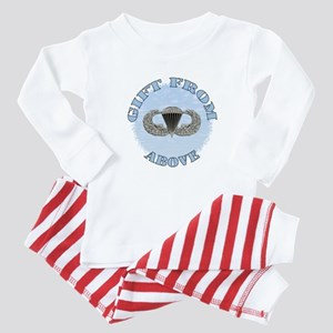 Gift from Above Boy Baby Pajamas