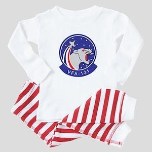 VFA-131 Wildcats Baby Pajamas