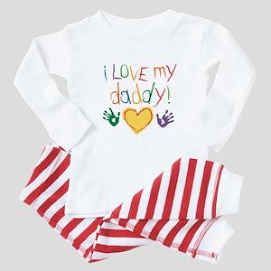 Dad1 Baby Pajamas