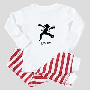 L'CHAIM Baby Pajamas