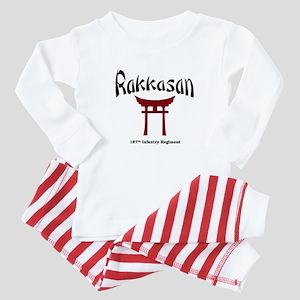 Rakkasan Baby Pajamas