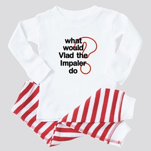 Vlad the Impaler Baby Pajamas
