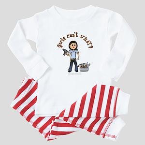 Light Do-It-Yourself Baby Pajamas