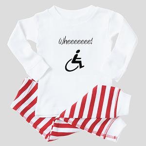 Wheelchair Baby Pajamas