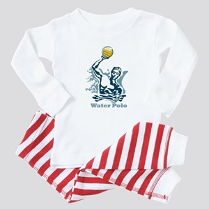 Water Polo Baby Pajamas
