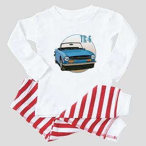 The Avenue Art TR6 Baby Pajamas