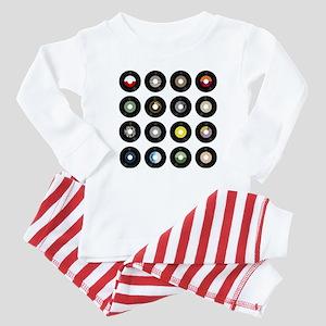 Records Baby Pajamas