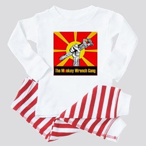 The Monkey Wrench Gang Baby Pajamas