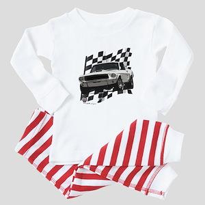 68stang Baby Pajamas