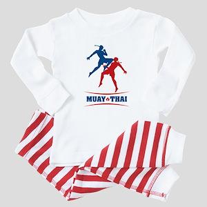 Muay Thai Baby Pajamas
