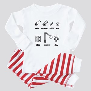 Sexy Parts Baby Pajamas