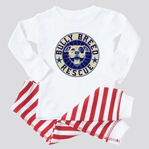 Bully Breed Rescue Baby Pajamas