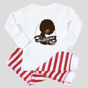Afrolicious Baby Pajamas