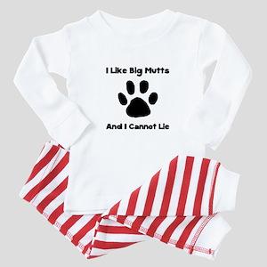 Big Mutts Baby Pajamas