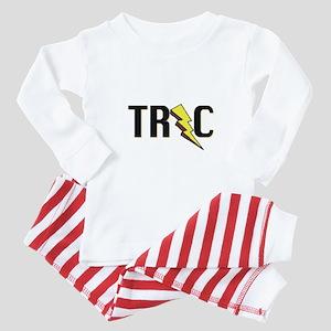 Tree Hill: Tric Baby Pajamas