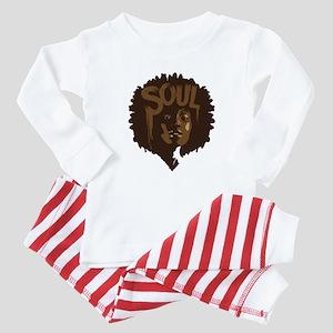 Soul Fro Baby Pajamas