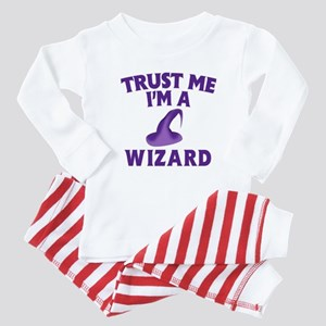 Trust Me I'm a Wizard Baby Pajamas
