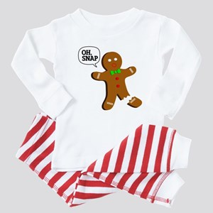 Oh, Snap! Funny Gingerbread Christmas Gift Infant
