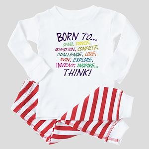 Born To... Baby Pajamas