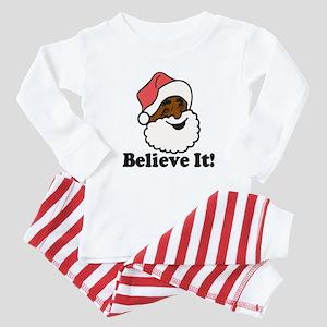 Believe It Baby Pajamas