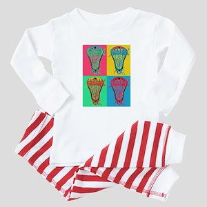 Lacrosse BIG 4 Baby Pajamas