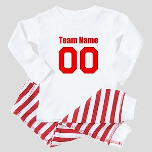 Team Baby Pajamas