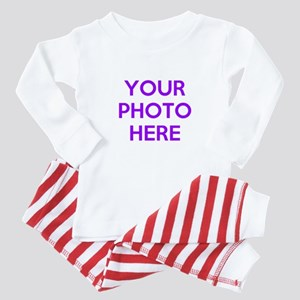 Customize photos Baby Pajamas