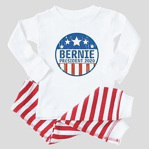 Bernie for President 2020 Baby Pajamas