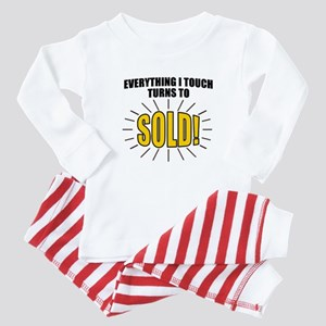 Everything I touch turns to SOLD! Baby Pajamas