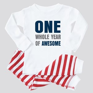 One year awesome Baby Pajamas