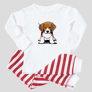 Beagle Puppy Baby Pajamas