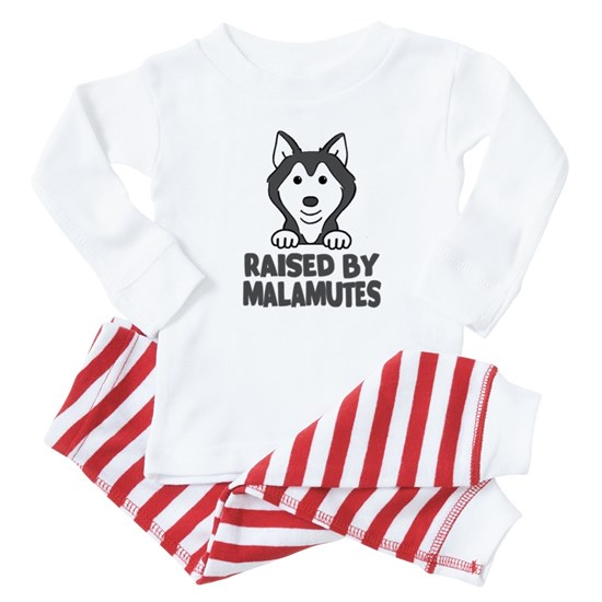 Raised by Malamutes